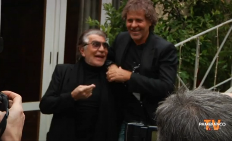 Renzo Rosso e Roberto Cavalli: questo matrimonio s'ha da fare!