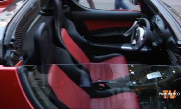 I motori green di Tesla rombano a Milano