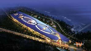 Morocco Mall, il più grande centro in Africa