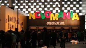 Novo Mania 2012, la fiera d'accesso al mercato asiatico