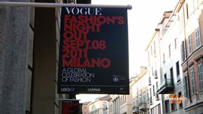 Vogue Fashion's Night Out 2011 – Milano