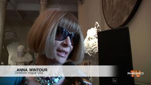 """Wintour, """"il sistema moda italiano sta seguendo un nuovo corso"""""""