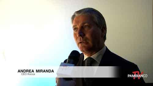Kocca sfila a Milano e punta a 60mln nel 2014