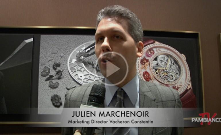 I mestieri d'arte ispirano Vacheron Constantin