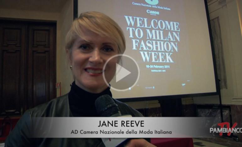 La prima volta di Jane Reeve