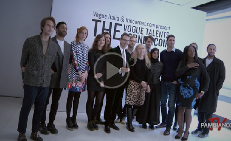 """Vogue e The Corner.com: """"I talenti di oggi hanno debuttato con noi"""""""