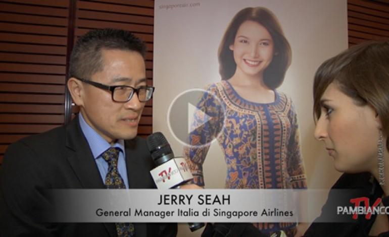 Singapore Airlines aumenta i voli 'stellati' dall'Italia