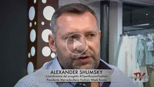 #OpenRussianFashion, obiettivo Pitti uomo