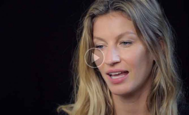 CHANEL N°5: Gisele Bündchen Interview