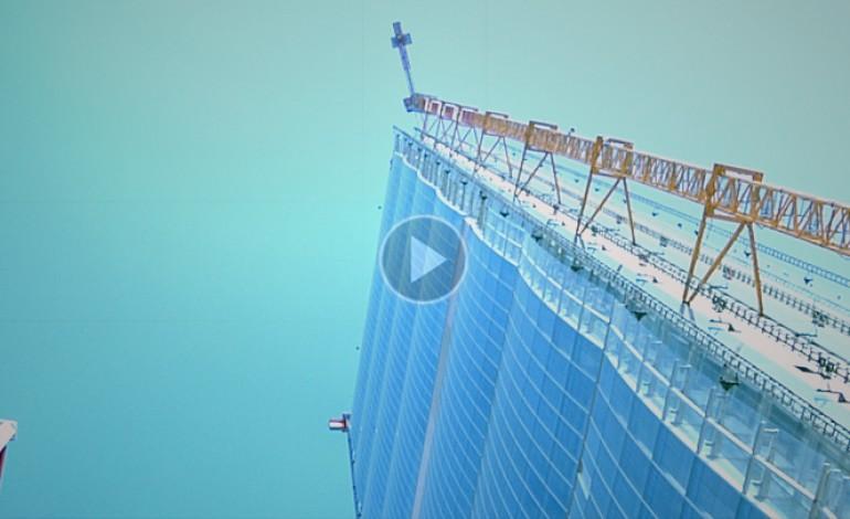 Torre Isozaki, l'idea è ora materia