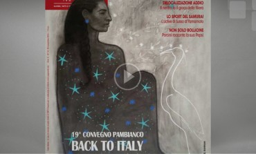 """15 - 19° Convegno Pambianco """"Back to Italy"""""""