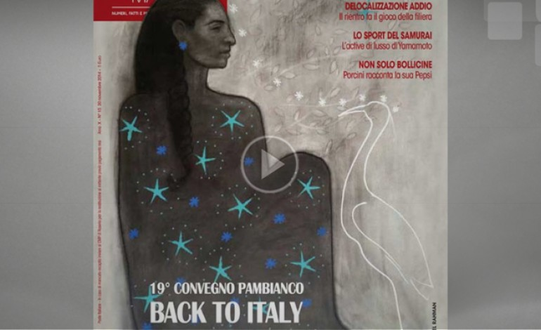 "15 – 19° Convegno Pambianco ""Back to Italy"""