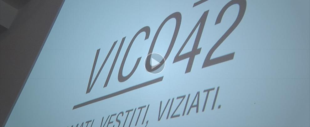 Debutta Vico42, e-commerce solo per lui