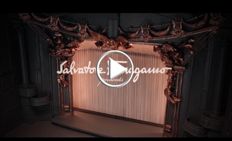 Salvatore Ferragamo Signorina #mylifeisaplay Film