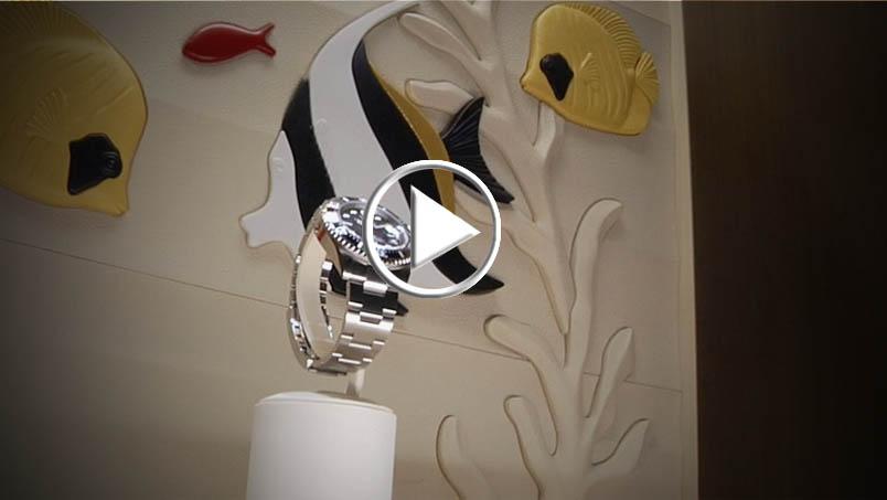 Rolex festeggia i 50 anni di sea dweller for Piani di casa in tudor