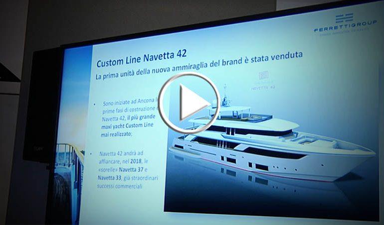 Ferretti Group rivede l'utile (14 mln) nel 2016