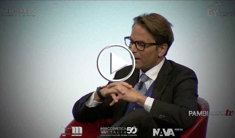 """""""La rivoluzione nell'industria della cosmetica"""" – Intervista Giuseppe Ganassini"""
