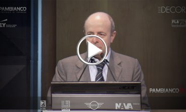 """""""Alla ricerca della dimensione per competere nel mercato globale"""" - Intervento Raffaele Jerusalmi"""