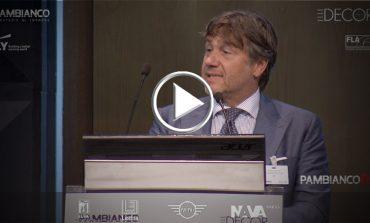 """""""Alla ricerca della dimensione per competere nel mercato globale"""" - Intervento Giovanni Battista Vacchi"""