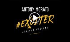 Antony Morato lancia la sua prima limited edition pensata per il pubblico più eclettico