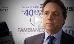 """Bonomi (Investindustrial): """"I fondi servono per globalizzare"""""""