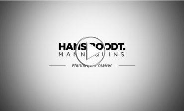Come nasce un manichino Hans Boodt