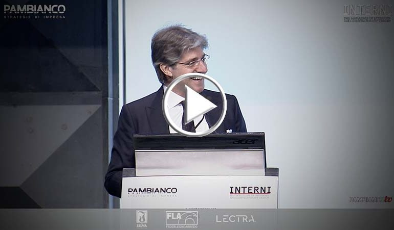 L'industria del design tra digitale e internazionalizzazione - Luca Peyrano