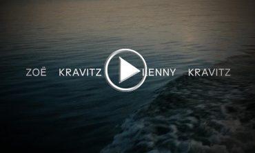 Tumi svela la campagna globale con Lenny & Zoë Kravitz