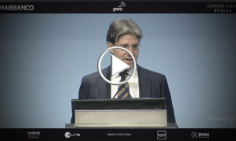 L'industria italiana della cosmetica e le sfide dei nuovi canali - Luca Peyrano