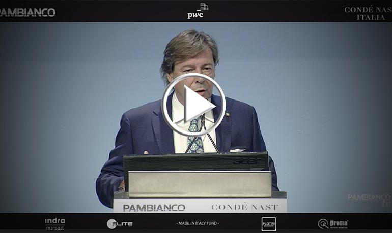 L'industria italiana della cosmetica e le sfide dei nuovi canali - Renato Ancorotti