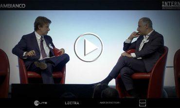 """""""L'industria del Design tra canale consumer e contract"""" - Gilles Bonan"""