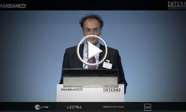 """""""L'industria del Design tra canale consumer e contract"""" - David Pambianco"""