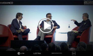 """""""L'industria del Design tra canale consumer e contract"""" – Leonardo Cavalli, Marco Piva"""