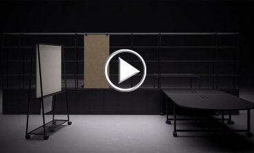 Atelier, lo smart workplace secondo Fantoni