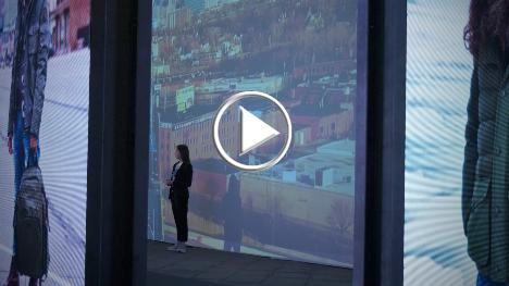 Blauer porta a Pitti la mostra 'Human Landscapes'