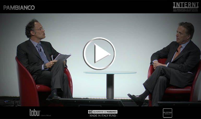 L'impatto della crisi sui mercati e le risposte delle aziende - Andrea C. Bonomi