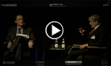 Il sistema della cosmetica e la sfida della ripresa - Dario Ferrari