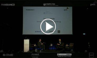 Il sistema della cosmetica e la sfida della ripresa - Antonio Pirillo