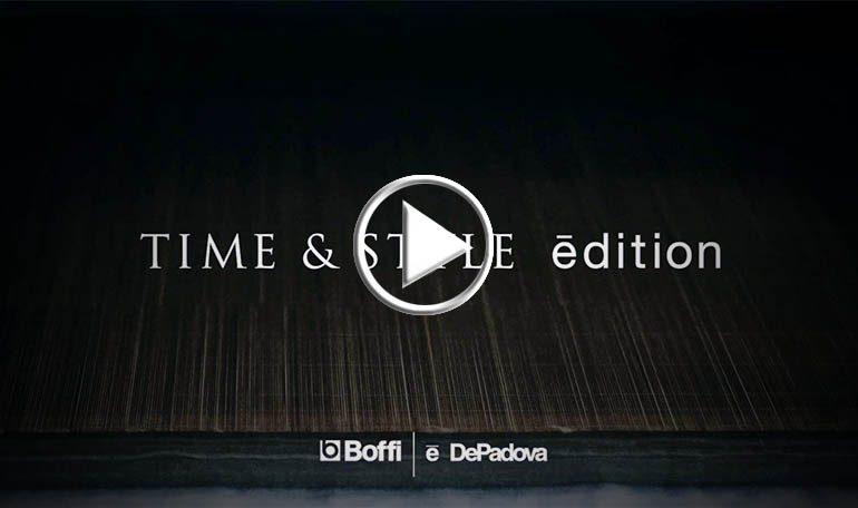 Per Boffi DePadova suggestioni nipponiche con Time & Style ēdition