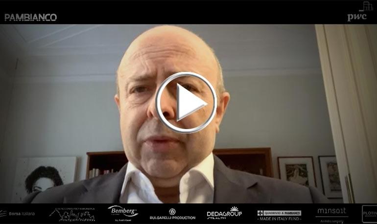 L'industria della moda e la gestione dell'incertezza - Raffaele Jerusalmi