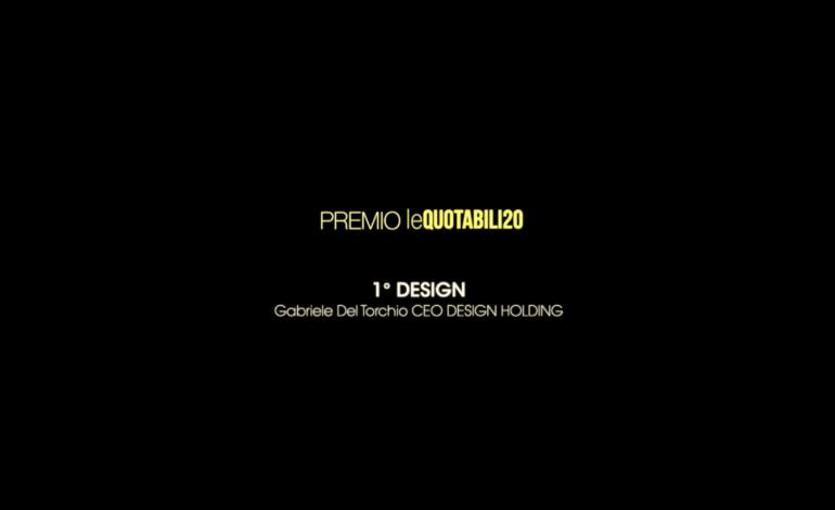1°Design - Gabriele Del Torchio
