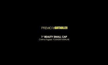 1°Beauty Small Cap - Cristina Fogazzi