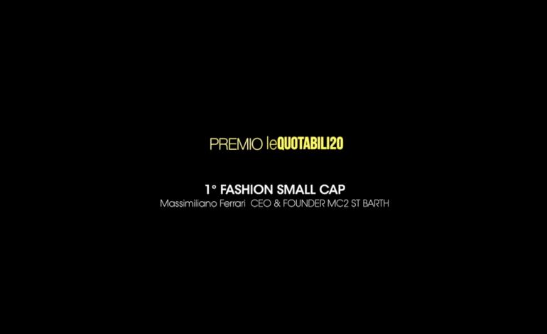 1°Fashion Small Cap - Massimiliano Ferrari