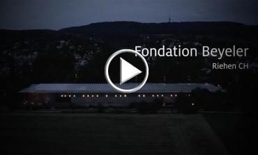Zumtobel illumina Fondation Beyeler con una soluzione personalizzata