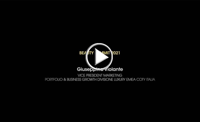 "Violante (Coty): ""Personality-driven brands tra le nuove scommesse del beauty"""